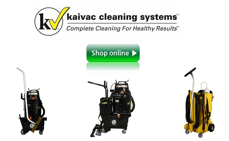 Kaivac No Touch Cleaning